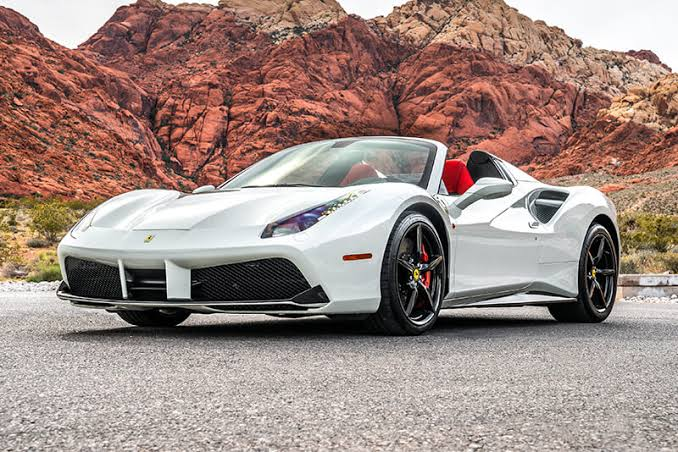 Why Don't You Lease a High-end ferrari If You Can't Afford To Buy It?